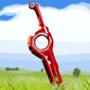 Xenoblade Gaur Plains: Pixel edition