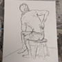 Contour Figure Drawing
