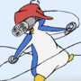 1 Penguin Waka - virtual Reality comic