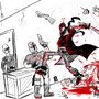Hank Is Hacking by AlmightyHans