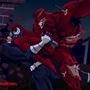 Daredevil VS Bullseye Brawl by Snakejohnson