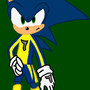 Sonic Teh Hedgehog by SaijinAzul