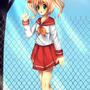 Milky Tea Chan Sailor Fuku by suwako