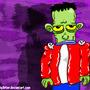 Frankenstein's Monster by MarkP0rter