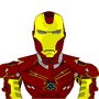 Iron Man by GodFatherOfRock