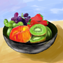 Fruit Bowl by SizZlE666