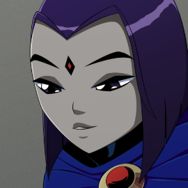 Demon Raven time! by TheSketchySide on Newgrounds