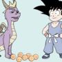 Goku 'n' Spyro