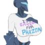 Gayzon for Phazon by planetofjunk