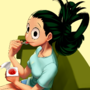 tsuyu relaxing
