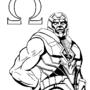 Injustice 2 Darkseid Inked