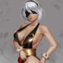 2B(Chun Li Battle Outfit)