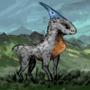 Baby ash plains strider