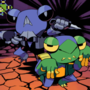 Frog Thieves