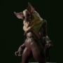 Mutant werebat