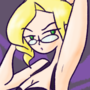 RWBY Glynda Goodwitch Pinup part 2