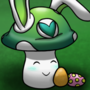 March 2018: Easter Vineshroom by MinerPlaysBadly