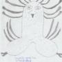 Remake of Kenojuak Ashevak's Owl Drawing