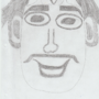Kwakiutl Forms Face Drawing