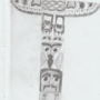 Totem Pole Drawing