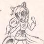 Drawing MLP - Equestria Girls