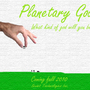 Planetary God Announce by AmericanMech