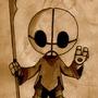 robo death child