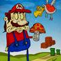 Super Mario Bros Junkie Freaky by dimitrikozma