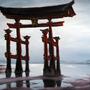 Japan # 2: Miyajima Torii by RPGsrok