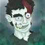 Zombie mug by Devolution