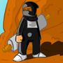 Paper ninja by ToxicAcid
