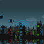 Neon City by skylinegodzilla