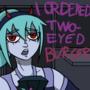 Alien Burger Time