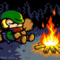 Timmy and Campfire