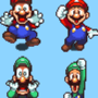 superstar saga resprites
