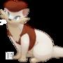 Wesley Weasel by Uluri