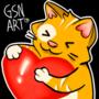 Kitten's Love by Gsn07