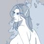 Blood Elf Paladin Sketch
