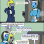 Stuck In Space Comic #19 by InhumanInterest