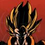 Dragon Ball Z - Super Gogeta