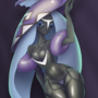Tapu Fini (NSFW) by Flannagan-the-Red