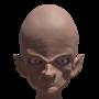 Big Head Evil Guy