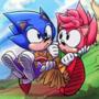 Sonic CD - My Hero
