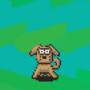 Eartbound Enemy Animation #02: Runaway Dog