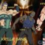 Glitch webseries King Krilla Gang