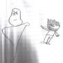 hand drawn test