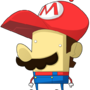 Widdle Mario by Tootmania