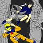 a never ending battle by trunksfan001
