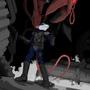 Trapped Rat by StarwolfTsuname