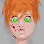 Green eyes by ThinXIII
